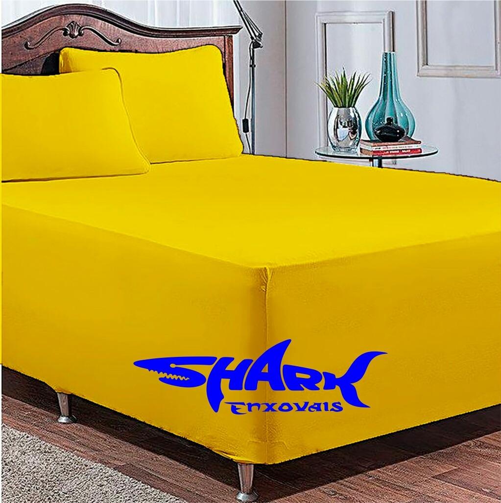 5ae9501141 lençol de elástico cama box e uni-box casal. 60cm de altura. Carregando  zoom.
