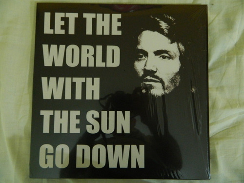 lenght of time - let the world with the sun go down lp vinyl