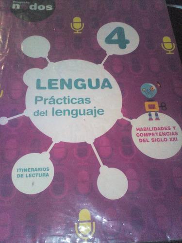 lengua 4 proyecto nodos sm