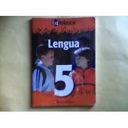 lengua 5 / los textos  -  editorial: puerto de palos