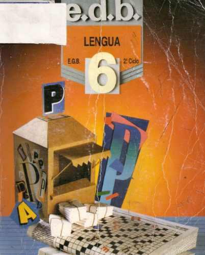 lengua 6 - edb