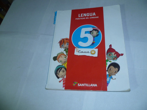 lengua - practicas de lenguaje - 5 conocer +