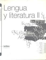 lengua y literatura 2 santillana perspectivas textos  libros