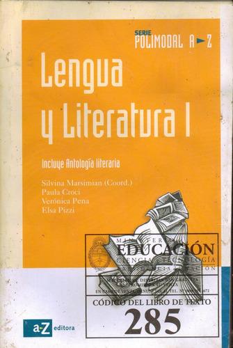 lengua y literatura i serie polimodal