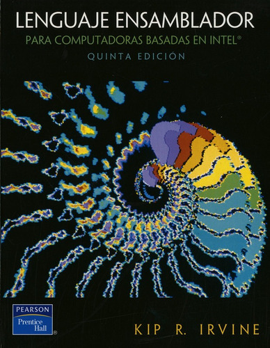 lenguaje ensamblador: para computadoras basadas en intel