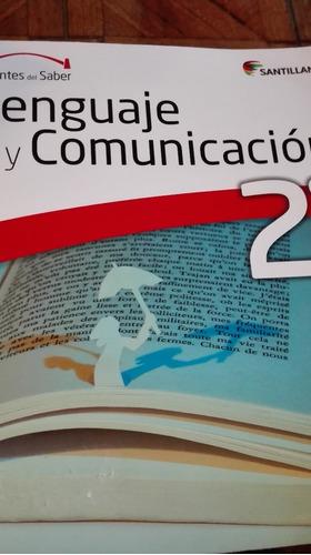 lenguaje y comunicacion 2 medio, puentes del saber