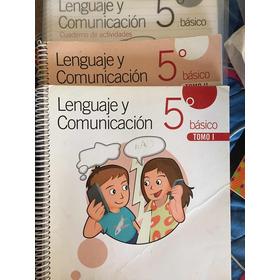 Lenguale Y Comunicación 5 Básico Santillana