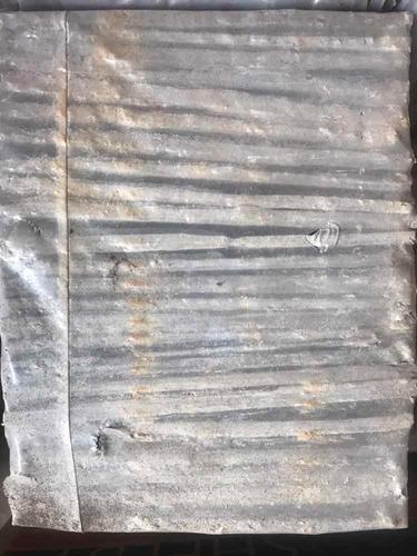 lengüeta o laja formateada gris de 10x20 cms