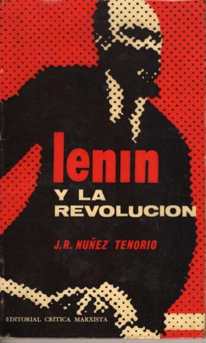 lenin y la revolución nuñez tenorio libro usado 1968