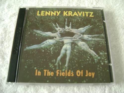 lenny kravitz : in the fields of joy cd duplo raro