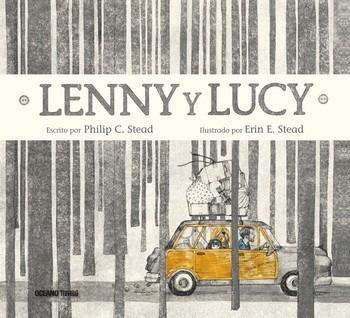 lenny y lucy / philip stead (envíos)