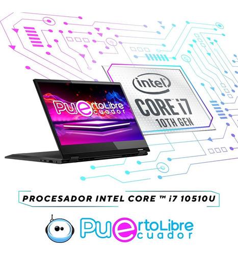 lenovo 360 gamer core i7 10ma + 16 gb + 512 ssd + t nvidia