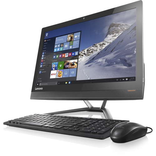 lenovo 510s-23isu all in one 4405u +1tb +8gb +23  touch +win