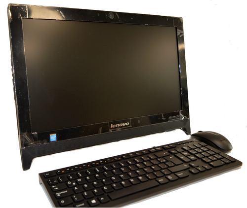 lenovo c260 (todo en uno) aio all in one. negro
