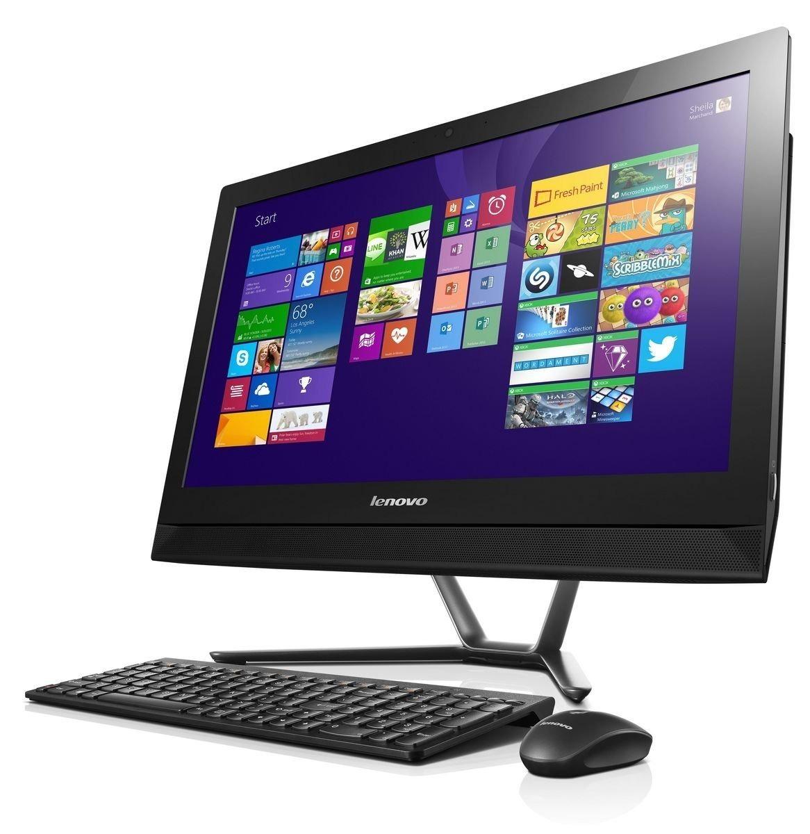 Lenovo c460 21 5 todo en uno computadora de escritorio for Escritorio para computadora