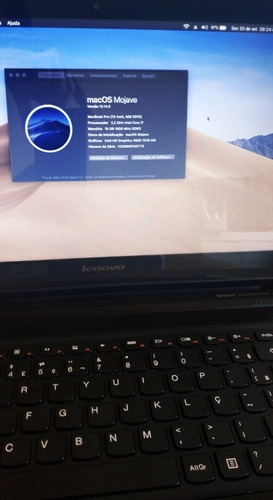 lenovo g400s i7 4c8t/16gb/500gbhd/250gb ssd hackintosh/win