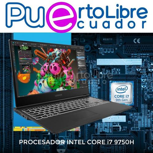 lenovo gamer 17 intel core i7 16gb + 1tb + 256ssd nvidia 6gb