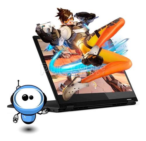 lenovo gamer 360 ryzen 7 = i7 12gb + 512ssd + touch + t vide