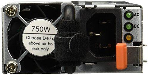 lenovo hot-plug - plug-in module 750 fuente de alimentación