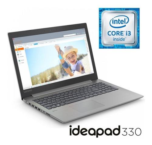 lenovo ideapad 330 intel core i3 4gb 1tb inc. iva y factura