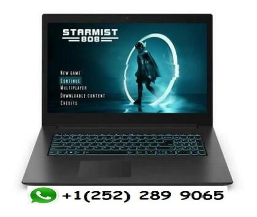 lenovo ideapad core i7 9750h / 2.6 ghz gaming laptop