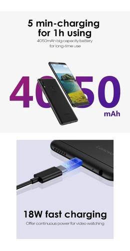 lenovo k5 pro 4g phablet android 8.1 celular 4gb ram 64gb ro