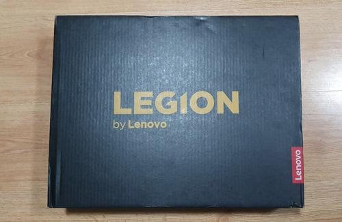 lenovo legion y720 gamer, edicion video, diseño