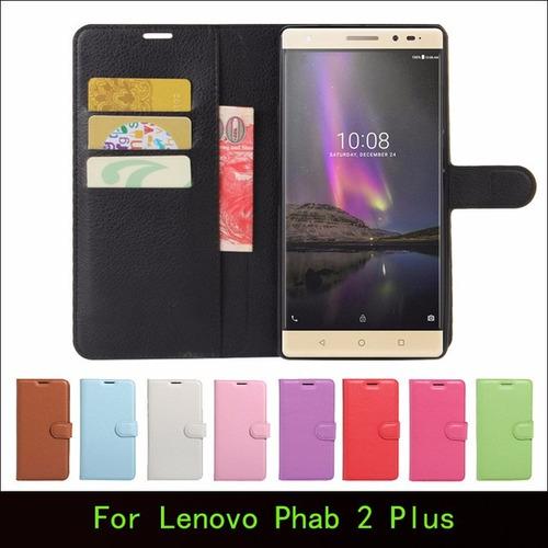 lenovo phab 2 plus flip cover stock arequipa