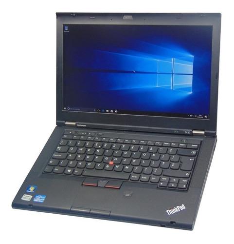 lenovo t430, core i5 2.6ghz, 8gb ram, 500 gb disco duro