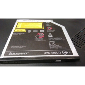 Lenovo Thinkpad - Driver Dvd Multi
