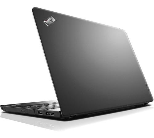 lenovo thinkpad e565 de 15,6  portátil w/ amd a6-8500p, 4gb