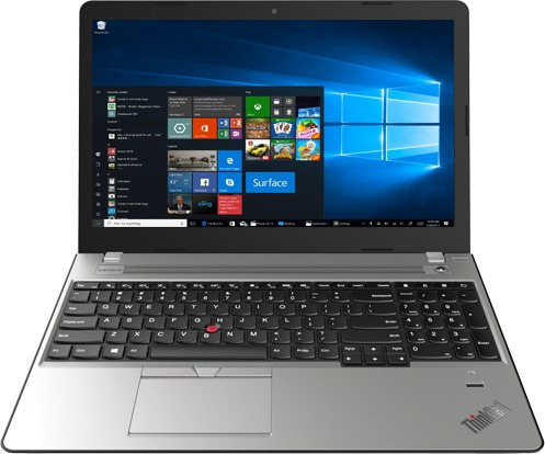 lenovo thinkpad e570 i5-7200/4gb/500gb/win 10 pro 15.6 ingl
