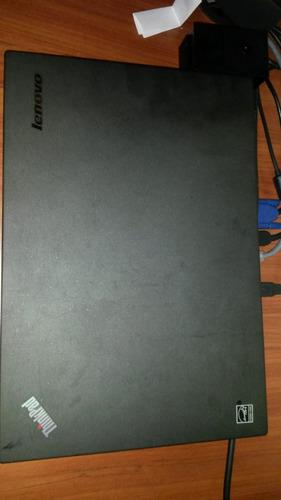 lenovo thinkpad t450 i7 8gb ram 512gb disco perfecto estado