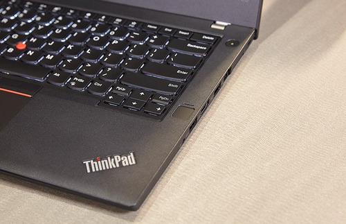 lenovo thinkpad t470 - intel core i7, 8.0gb ram, 256gb ssd