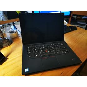 Lenovo Thinkpad X1 Extreme I7-8850h 4k 32gb 2tb Nvme Gtx1050