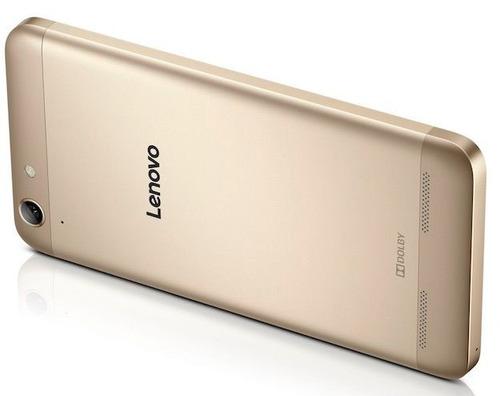 lenovo vibe k5 4g dual-chip 16gb 13mp octa tela 5 dourado
