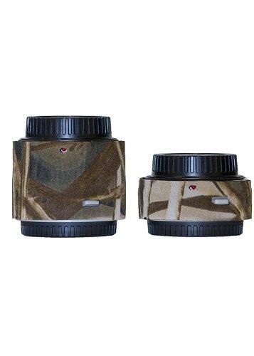 lenscoat lcex3m4 canon extensor cubierta de la lente iii (re