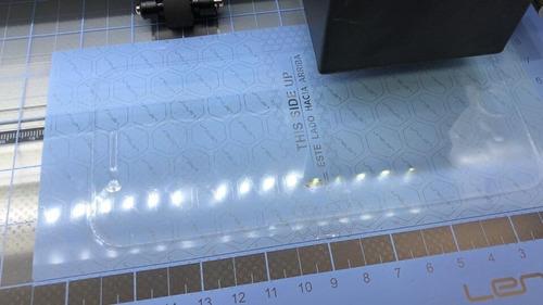 lensun cristal mica vidrio templado iphone x/xs/max