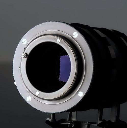 lente 135mm\16 laminas a.schacht mount m42 (sony-canon-4\3)