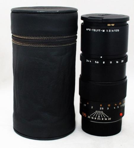 lente 135mmf/3,4 apo-telyt leica