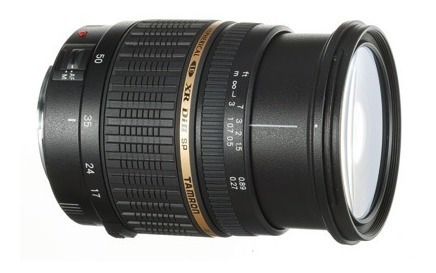 lente 17 50mm 2.8 tamron para canon xr ld aspherical (if)