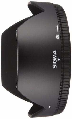 lente 17-50mm sigma f/2.8 ex dc os zoom nikon parasol+bolso