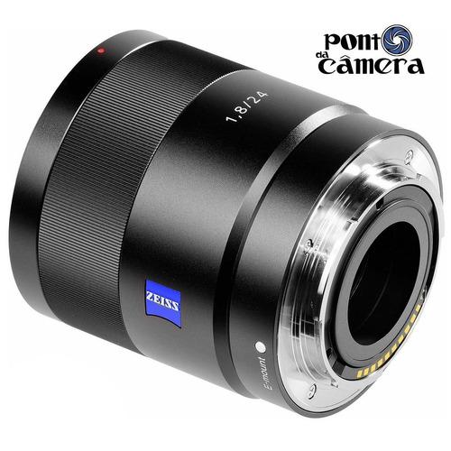 lente 24mm sony e-mount f/1.8 za sonnar t zeiss
