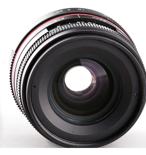 lente 25mm f1.8 para sony e mount nex alpha hd 6000 6300 a7r
