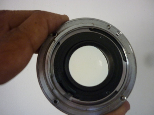 lente 50 mm  canon