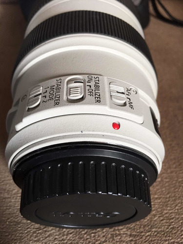 lente 70-300 cannon linha especial