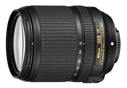 lente af-s dx nikkor 18-140mm f/3.5-5.6g ed vr