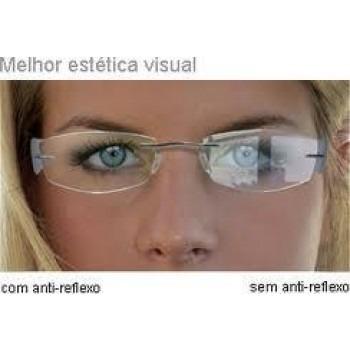 Lente Anti-reflexo Com Grau Acrílica + Brinde - R  59,99 em Mercado ... 42708d9e71