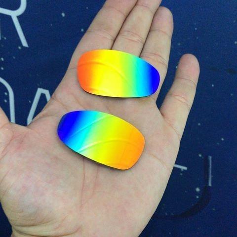 9eba6ca0624ba Lente Arco Íris Oakley P  Todos Óculos Linha X-metal Frete - R  120 ...
