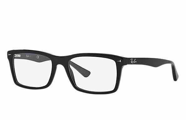 estilo clásico de 2019 nuevo alto diseño distintivo Lente Armazón Oftalmico Marca Ray-ban Modelo5287 Color Negro